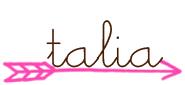 Twice as nice talia signature